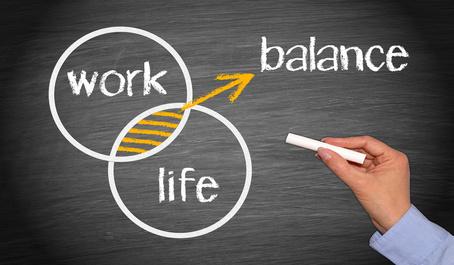 Work-Life Balance - Business Concept